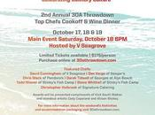 Throwdown 2014 Culinary Cook-Off Seagrove Oct.18,