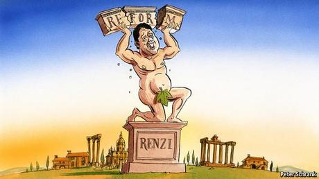 Italy and reform: Renzi revisited