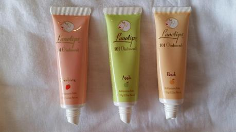 Lanolips 101 Fruities Collection