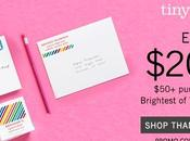 Enjoy Your Purchase Thank-You Cards from Tiny Prints! (Promo Code)