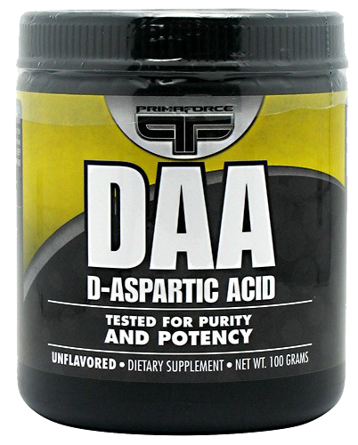 primaforce d-aspartic acid reviews