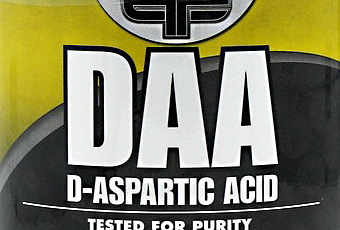 Daa d aspartic acid side effects