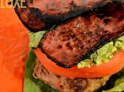 Turkey Burger Deluxe {high Protein, Carb}