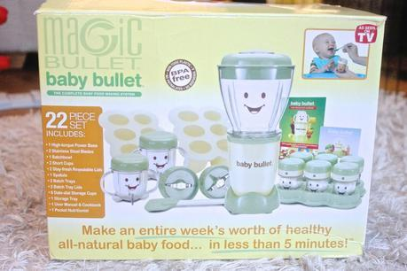 nutri bullet, baby bullet,