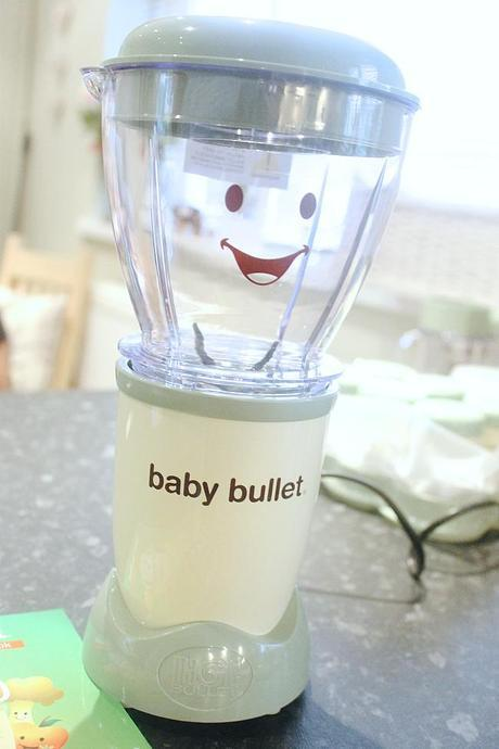 Baby bullet review, nutri bullet