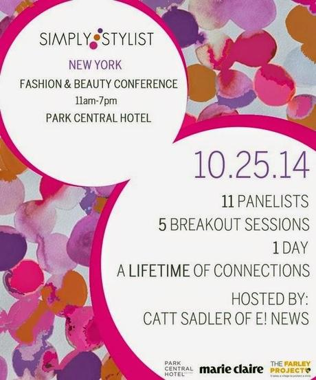 You're Invited: Simply Stylist New York Fashion & Beauty Conference