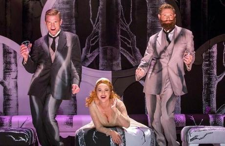 Opera Review: A Beard Too Far