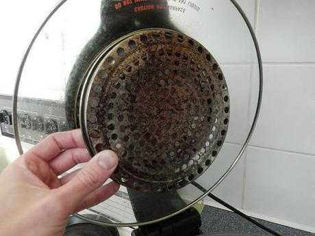 Halogen Oven Bulb Changing