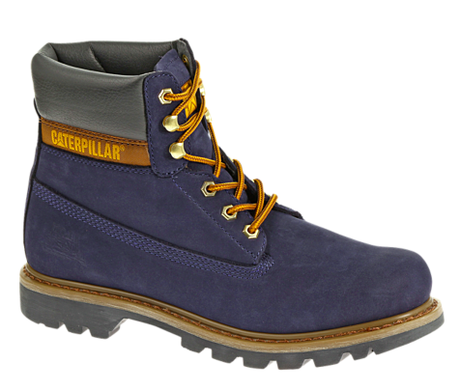 Color In The Lines Of Your White Winter:  Cat Footwear Colorado Boot