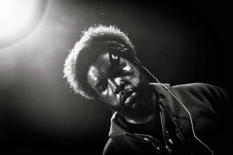 Questlove, Fuji X-T1, 35mm lens, 1/680 at f1.8, iso 2500