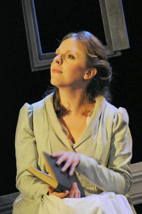 AUSTEN ON STAGE:  PRIDE AND PREJUDICE WITH 2 ACTORS - INTERVIEW WITH TWO BIT CLASSICS' S JOHANNA TINCEY