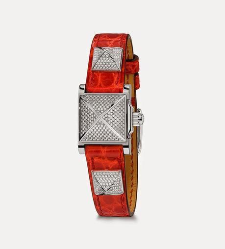 First Look: Hermès Médor Watch