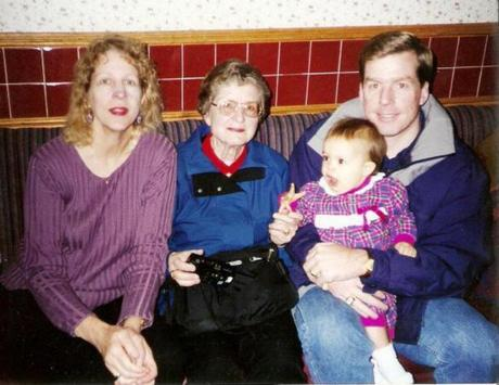 1995: Four generations.