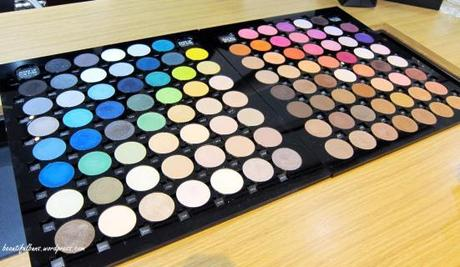 MUFE eyeshadow event (4)