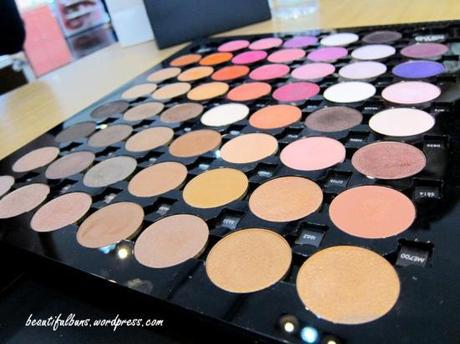 MUFE eyeshadow event (3)