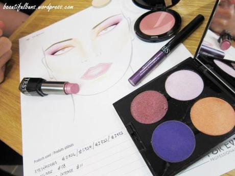 MUFE eyeshadow event (17)