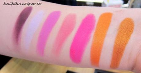 MUFE eyeshadow event (10)