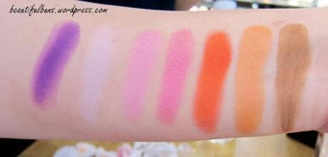 MUFE eyeshadow event (9)