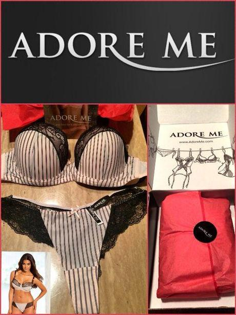 adore me reviews Balconette Bra And Panty Set adoreme review