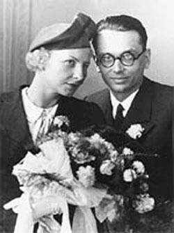 KURT and adele Godel