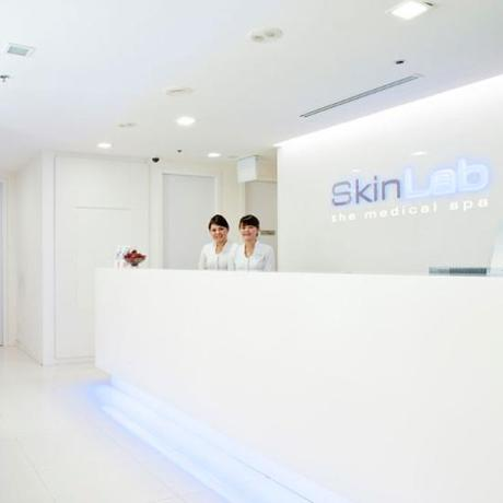 SkinLab The Medical Spa facial front