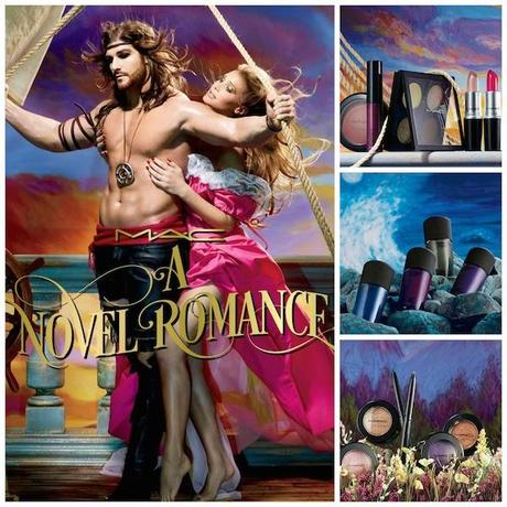 M.A.C launches A Novel Romance Collection