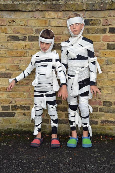Halloween-Mummy-Costume
