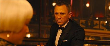Daniel Craig impregnates the audience.