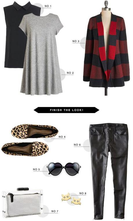 Modcloth fall layers