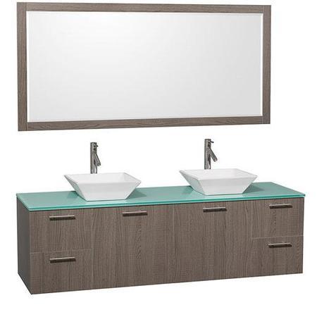 Amara Low Voc Floating Bath Vanity
