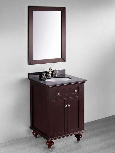 Low Formaldehyde Bathroom Vanity