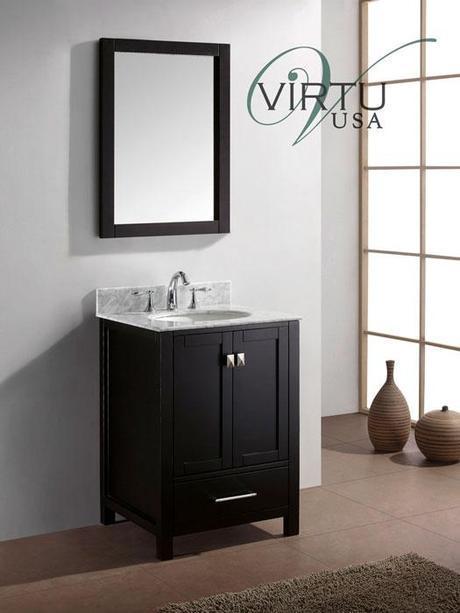 Caroline Avenue Bathroom Vanity by Virtu USA