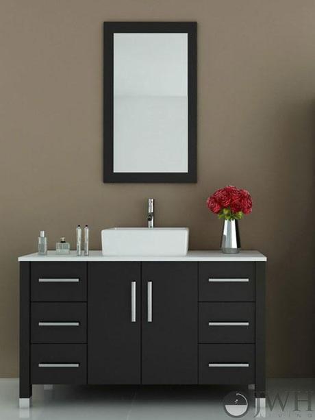Solid Oak Bathroom Vanities