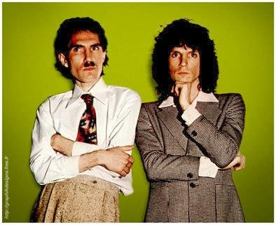 REWIND: Sparks - 'This Town Ain't Big Enough For The Both Of Us'
