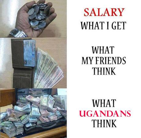Muzungu Salary