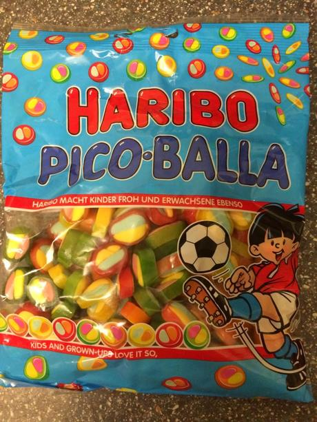 Today's Review: Haribo Pico-Balla