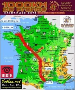 1000CarteFrance 249x300 French Multidays 2015