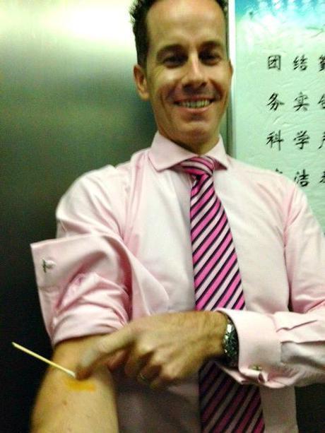 China Visa Test  Mint Mocha Musings