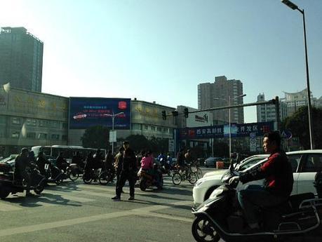 China Traffic   Mint Mocha Musings