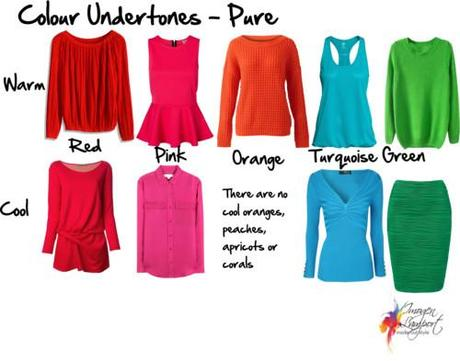 Colour Undertones - Pure