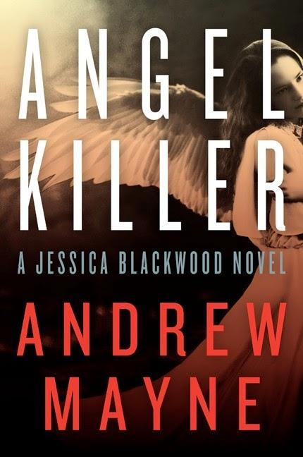 Blog Tour Stop & Review:  Angel Killer by Andrew Mayne