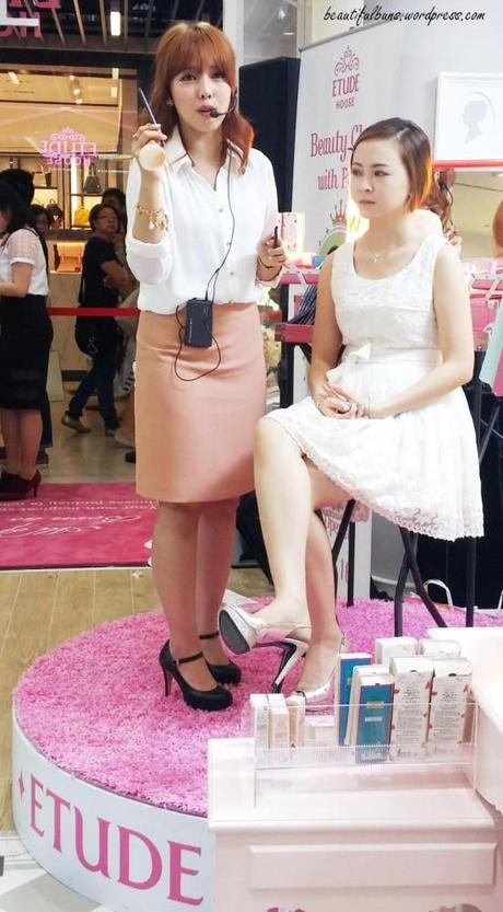 Etude House Flagship Store Opening with Pony (10)