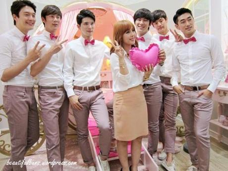 Etude House Flagship Store Opening with Pony (17)
