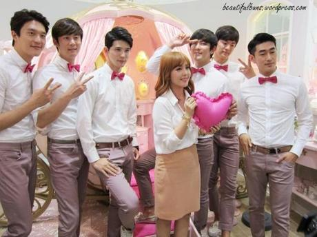 Etude House Flagship Store Opening with Pony (15)