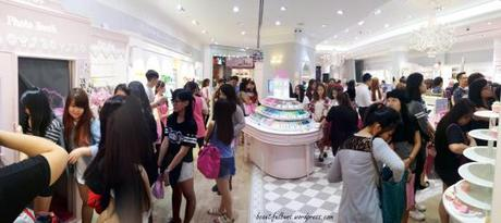 Etude House Flagship Store Opening with Pony
