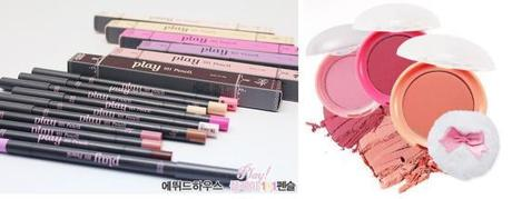 Etude House Flagship Store Opening with Pony fave items