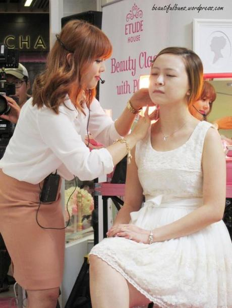 Etude House Flagship Store Opening with Pony (8)