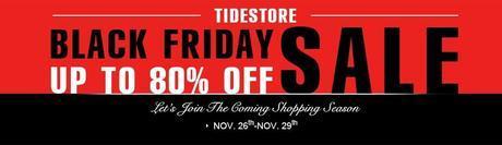 Black Friday Sales at Tidestore