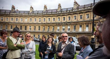 Royal Circus, Bath, UK