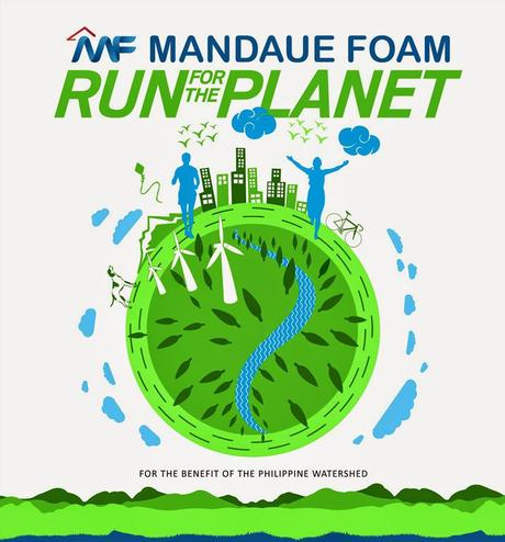 Mandaue Foam Run for the Planet